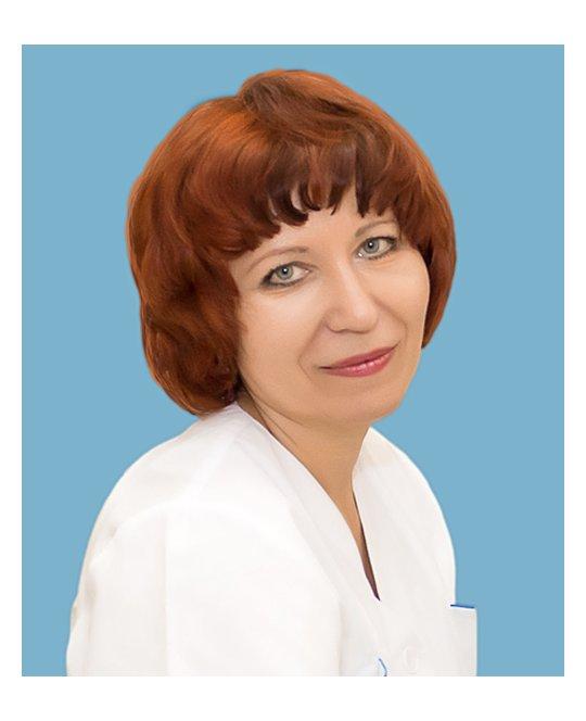 Егорова Татьяна Ивановна